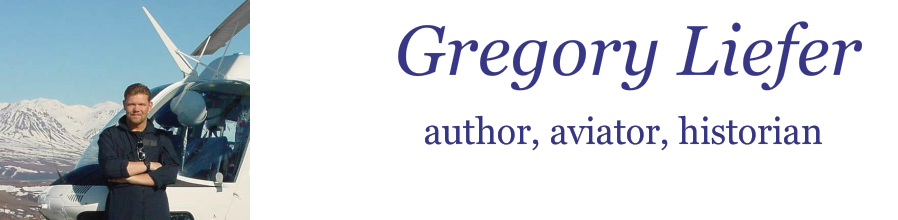 Author Gregory Liefer